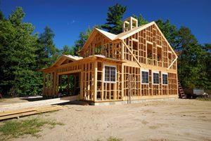 Проекты каркасных домов 6x11