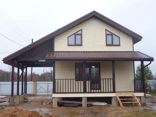 Отзывы о строительстве домов, бань, гаражей