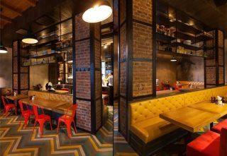 Фото варианты Дизайн интерьера кафе в Новосибирске