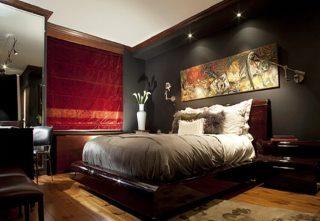 Фото варианты Дизайн спальни в Новосибирске