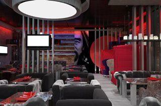 Фото варианты Дизайн интерьера ресторана в Новосибирске