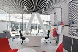 Фото варианты Дизайн интерьера офиса в Новосибирске