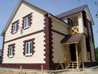 Проекты домов 6х10 из газобетона Новосибирск