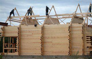 Проекты домов из бруса 5х6 в Новосибирске