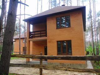 Проекты домов из кирпича 6х6 в Новосибирске