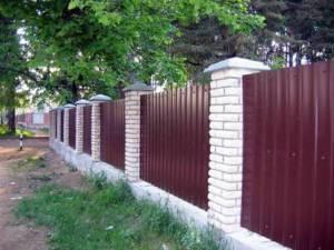 Строительство заборов в Новосибирске