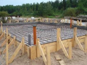 Строительство монолитных фундаментов в Новосибирске