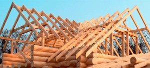Строительство крыши частного дома в Новосибирске