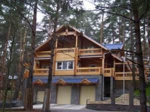Строительство финского дома под ключ в Новосибирске