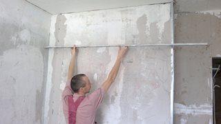 Выравнивание стен в Новосибирске