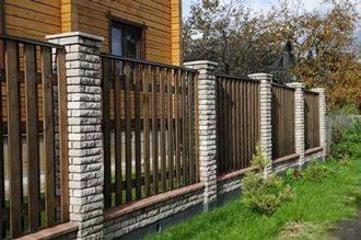 Заборы для дачи в Новосибирске